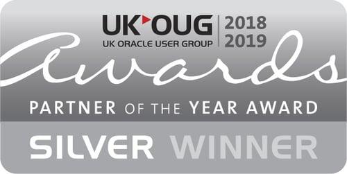 UKOUG 2018-2019 Partner of the Year